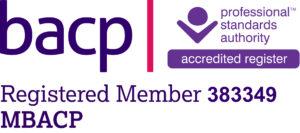 BACP Member Logo